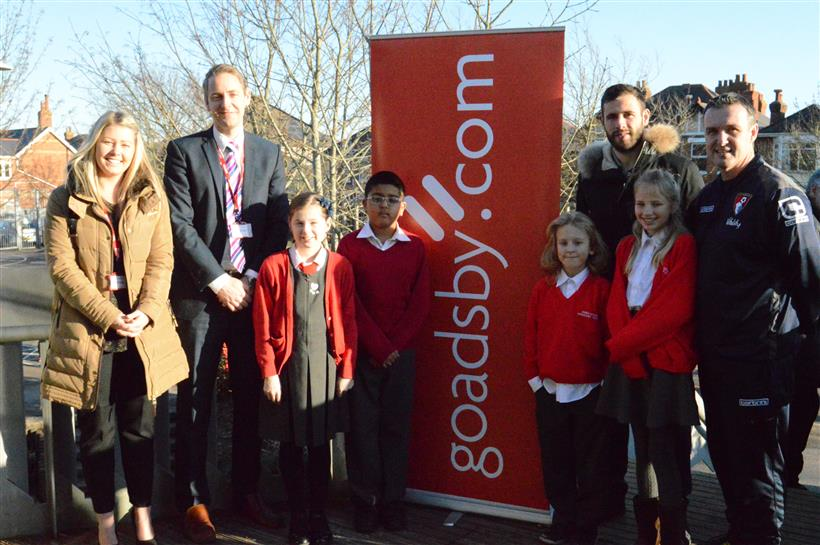 Goadsby Continue Support For Citizen And Respect Scheme
