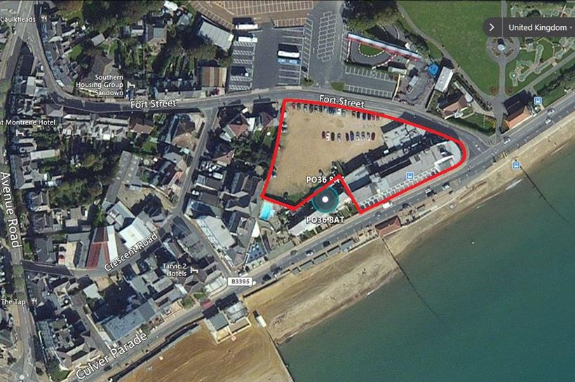Major Seaside Development Site Sold By Goadsby
