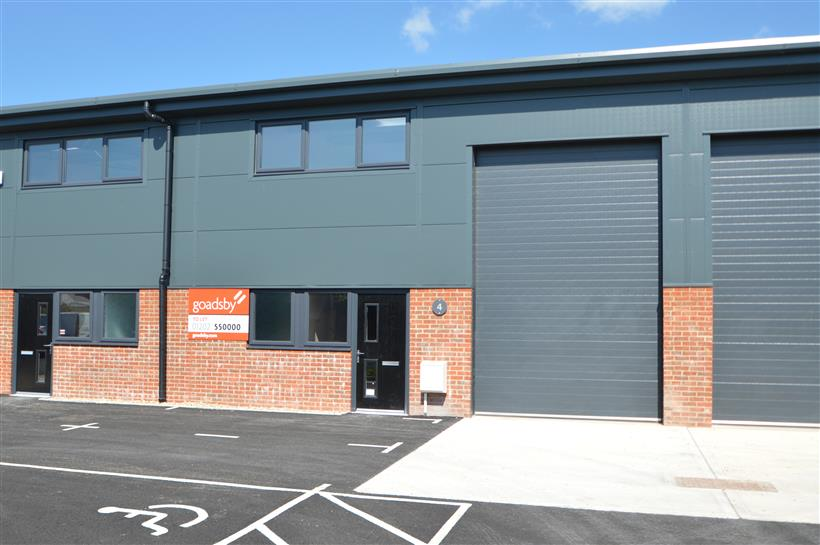 Goadsby Complete Letting At Pintail Business Park