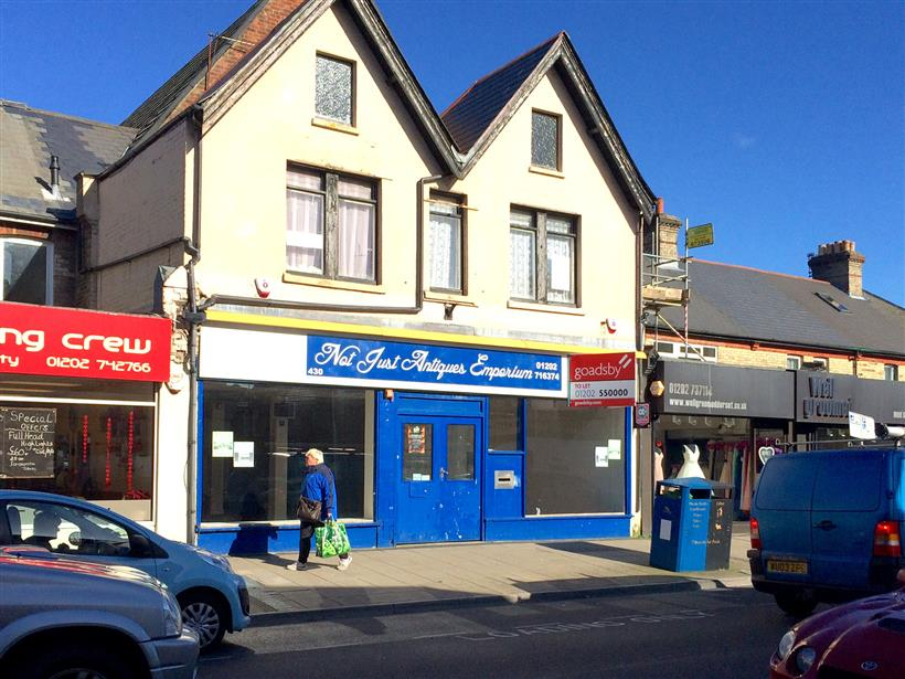 Goadsby Deliver, With Letting To Dominos On Ashley Road