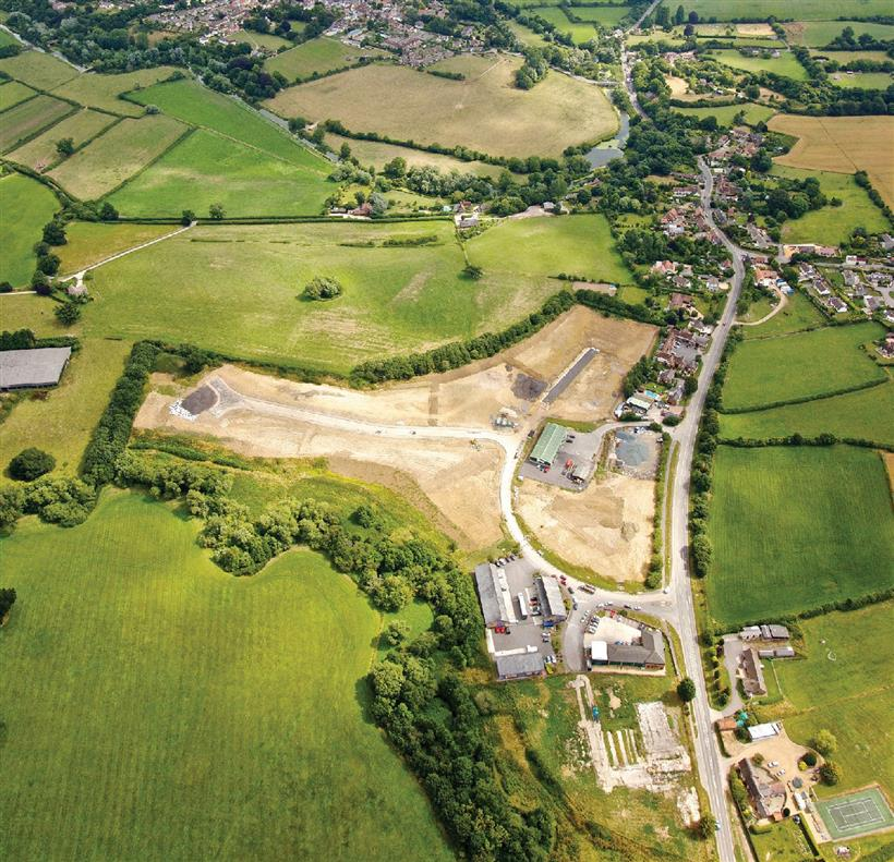 Another Plot Sold At North Dorset Business Park