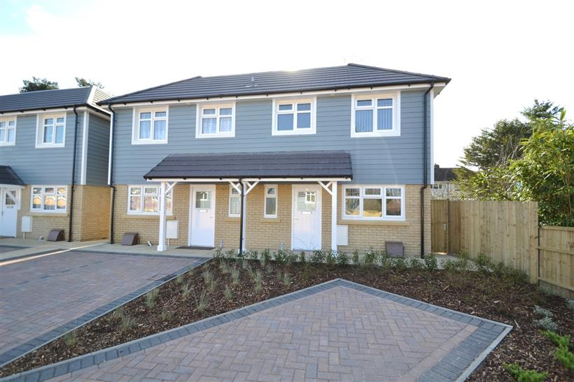 Brand New Family Home Available in Parkstone