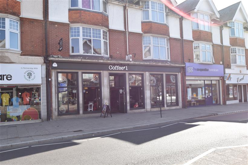 Coffee#1 Open In Southbourne After Goadsby Acquire Former Bank