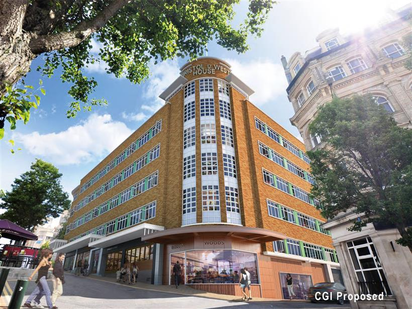 Goadsby Complete Letting To Be At One In Bournemouth Town Centre