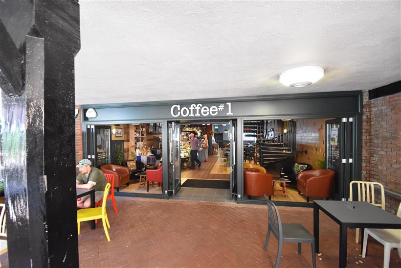 Goadsby Complete Letting To Coffee#1 In Ringwood