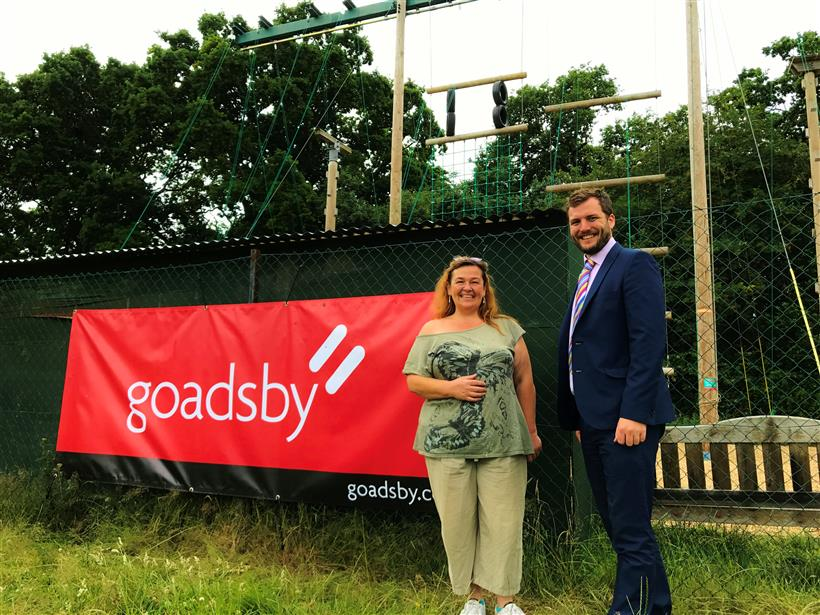 Goadsby Team Up With Relay for Life