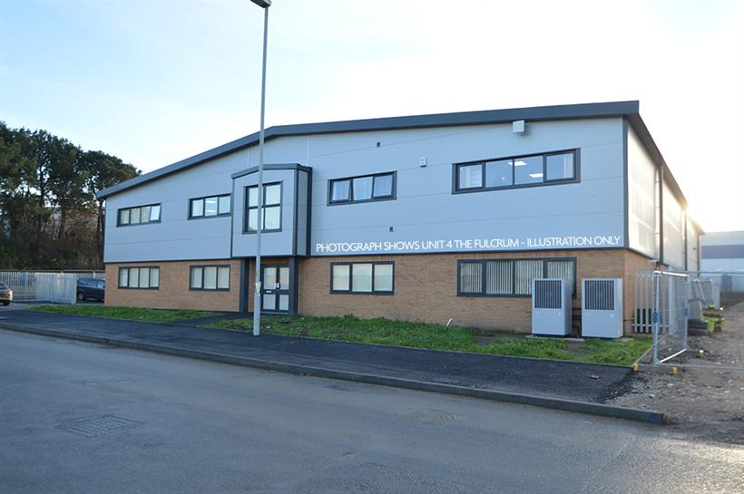 Schenker Have New Warehouse And Offices Built In Poole