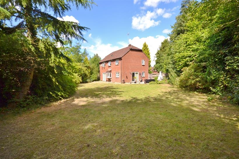 House Situated in Small Close in Chandlers Ford