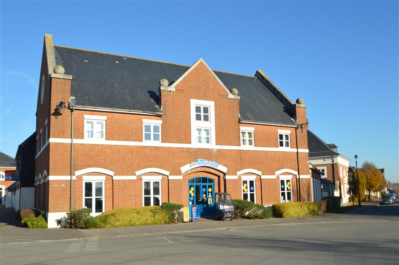 Goadsby Complete Another Office Letting In Poundbury, Dorchester
