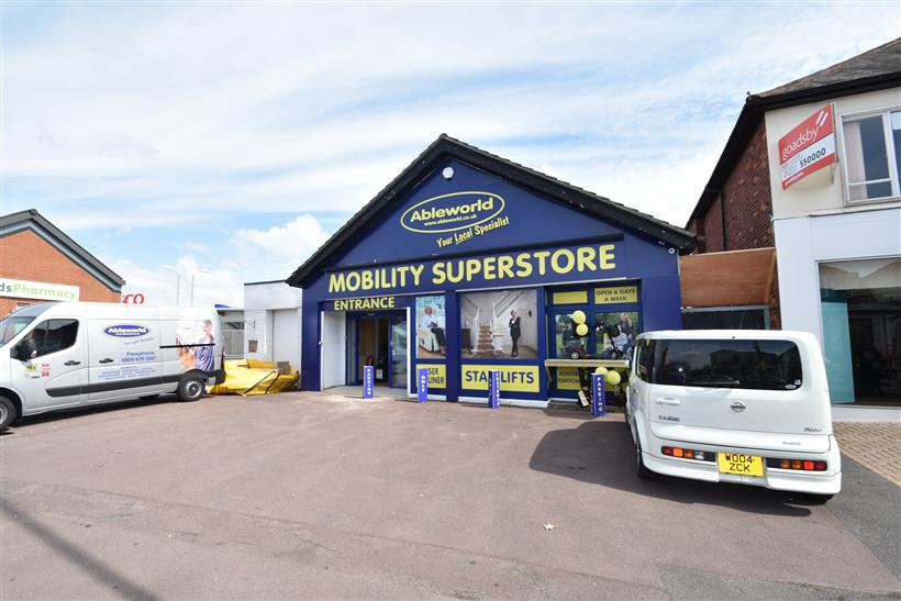 Goadsby Complete Letting To Ableworld In Kinson