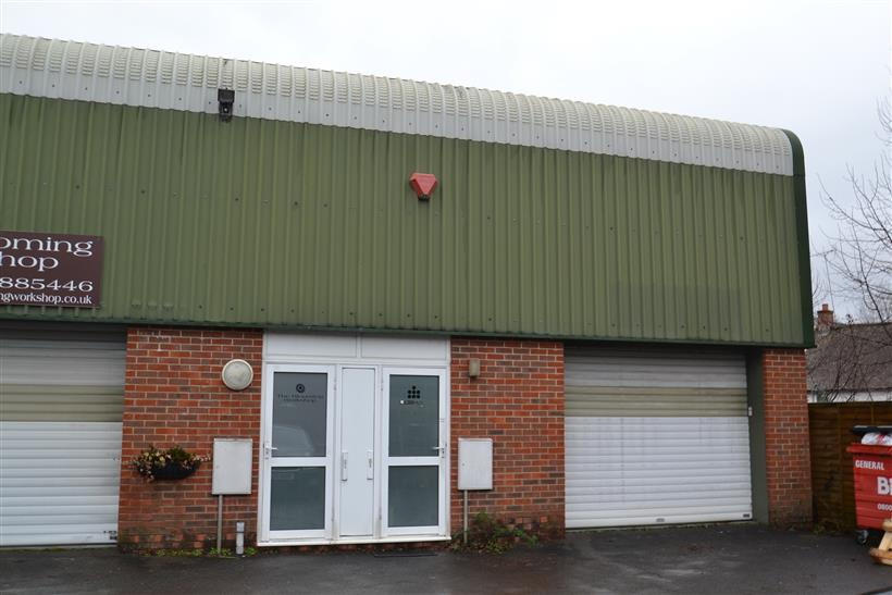 Goadsby Bring To Market A Unique Light Industrial Unit In A Popular Location