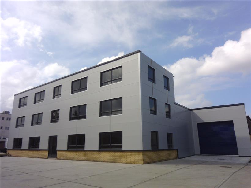 Brighter Productions Expand Onto Ferndown Industrial Estate
