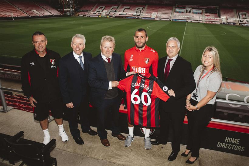 A Leading Estate Agent Is Continuing Their Support Alongside AFC Bournemouth In The Local Community