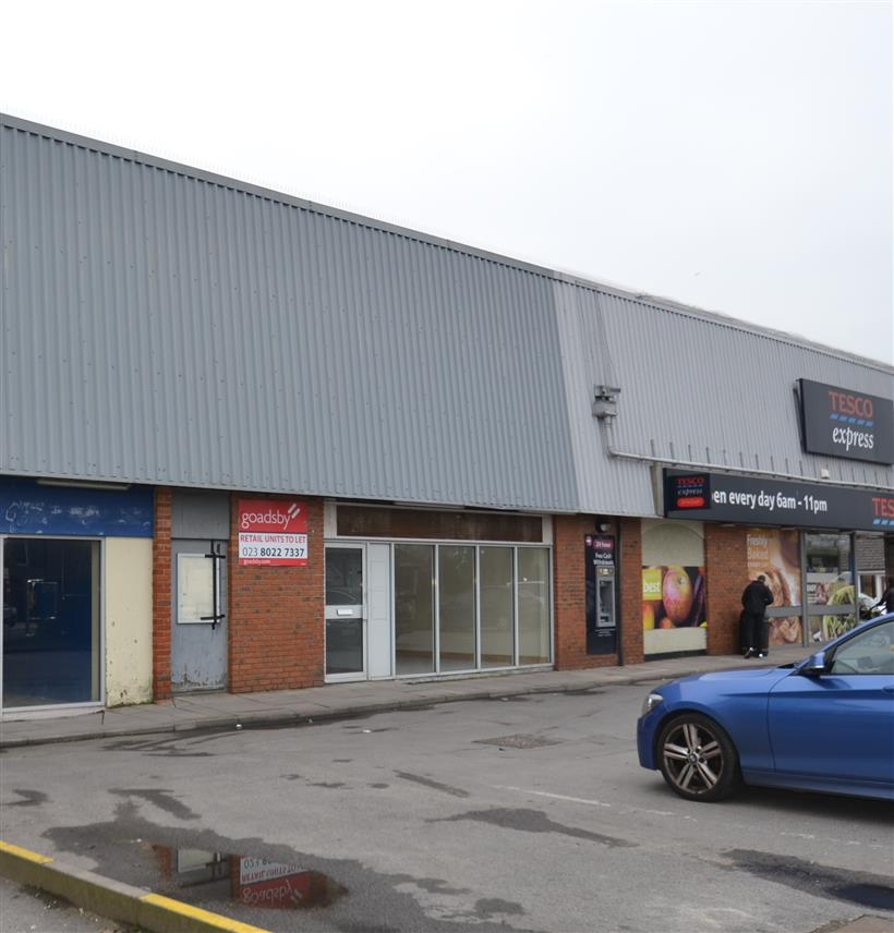 Goadsby Let Retail Unit In Blackfield