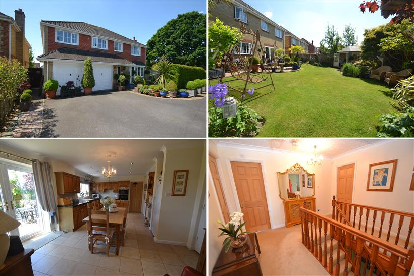 Modern Five Bedroom Detached Family Home