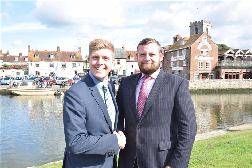 Promotion for Goadsby Negotiator