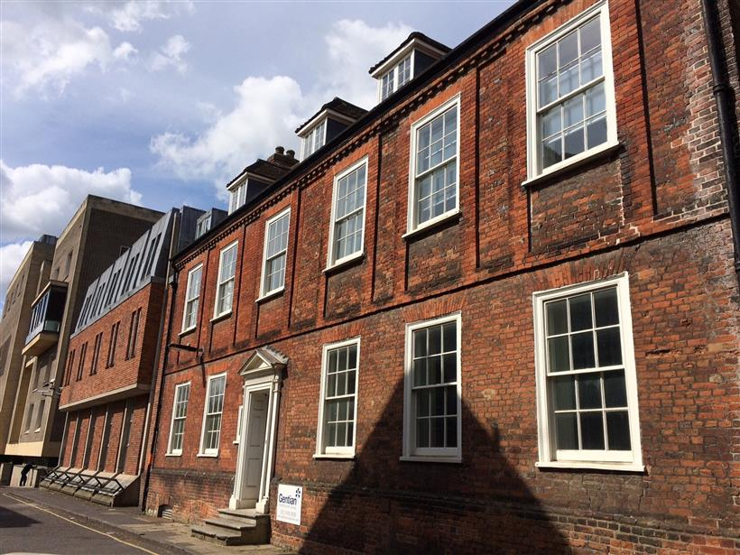 Gentian Secures 15,000 Sq Ft Winchester Office Letting