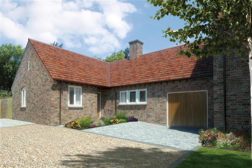 New Build in Tranquil Village of Lytchett Matravers