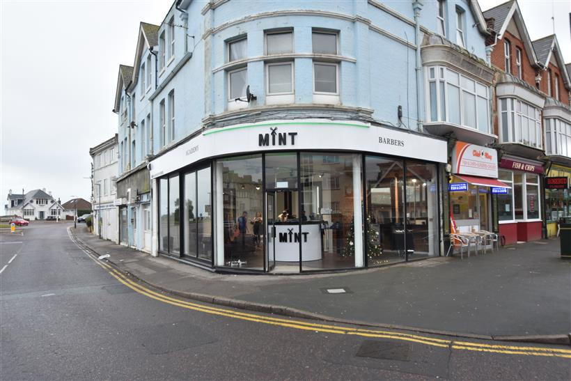 Mint Open Third Barbershop In Southbourne