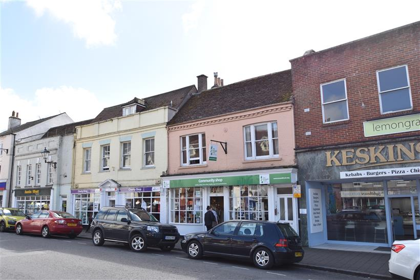 Goadsby Complete Sale Of 13-15 Market Place, Ringwood