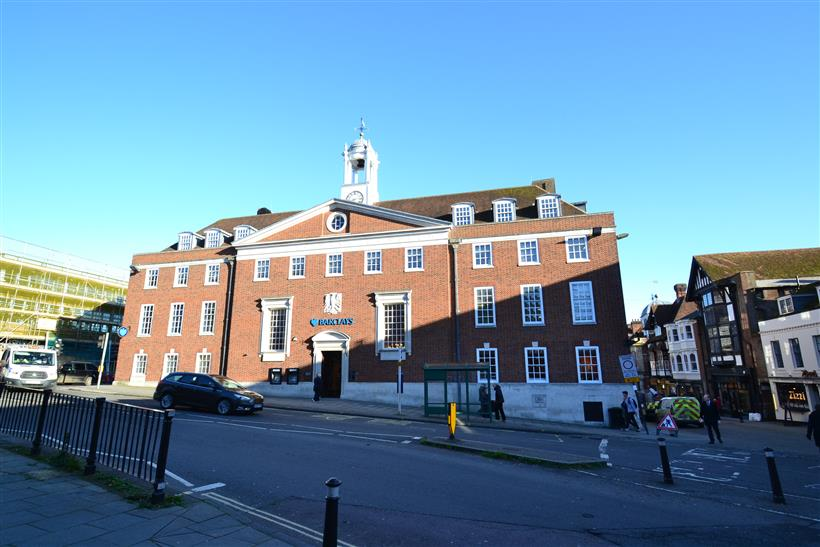 Goadsby Bring To Market 2,704 Sq Ft In Winchester City Centre