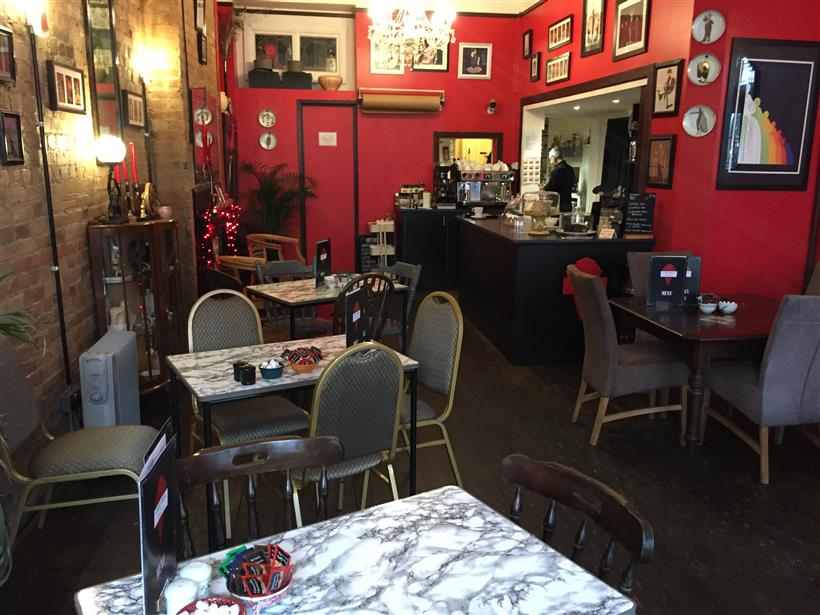 Café Erte Now Open &  Trading In Westbourne