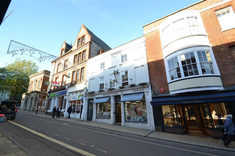 Goadsby Commercial Bring To Market Another All Inclusive Office Suite On Winchester High Street
