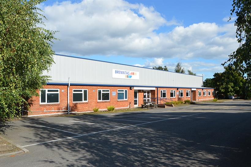Large Industrial Unit Let At Holton Heath Trading Park