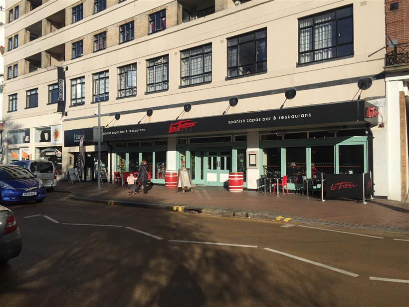 Goadsby Complete Acquisition Of Former La Tasca, Bournemouth