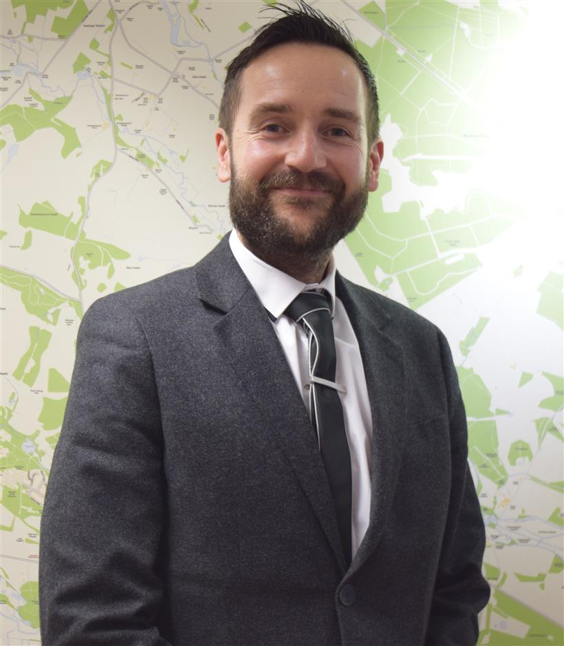 Goadsby Welcomes Branch Manager