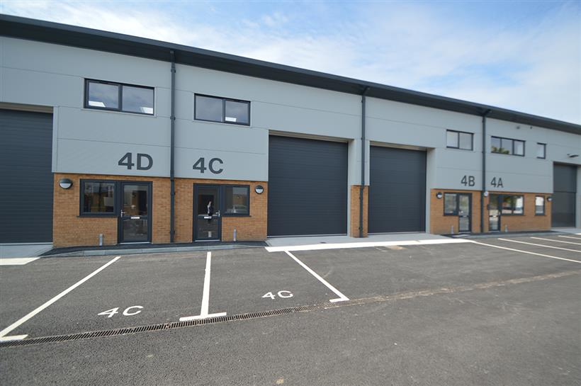 Goadsby Complete Letting of Brand New Industrial/Warehouse Premises
