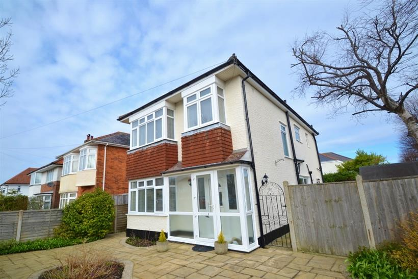 A Must See Detached Family Home in Boscombe East