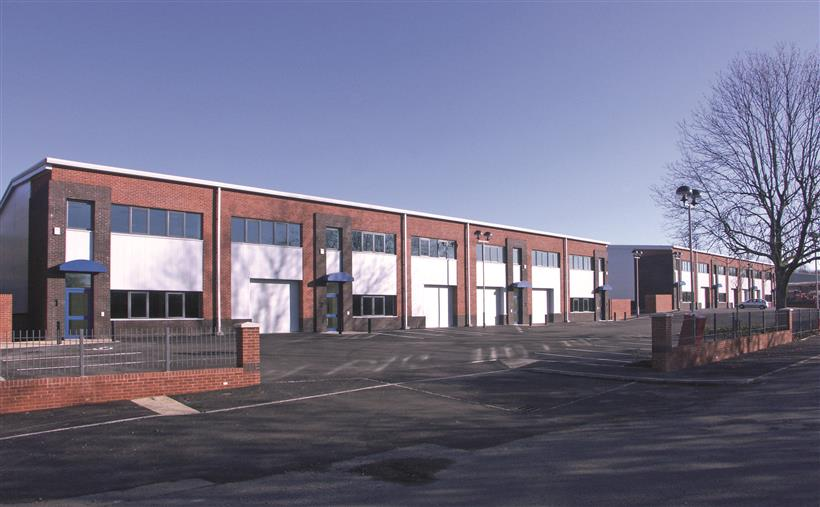 Goadsby Commercial Secure Buyer For Penultimate 50/50 Industrial Unit in Moorside Place