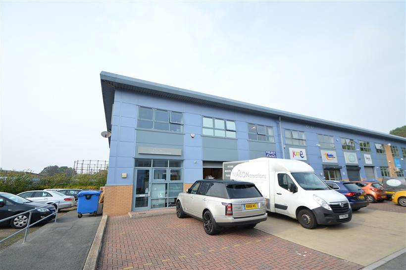 Goadsby Secure A Sale of Modern Business Premises at Branksome Business Park
