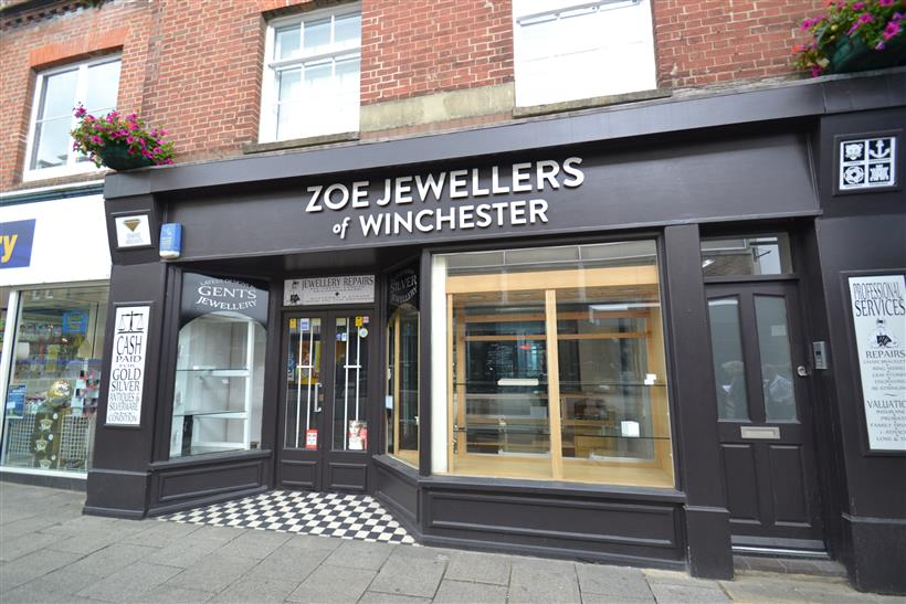Goadsby Commercial Let Another Retail Unit In Winchester High Street