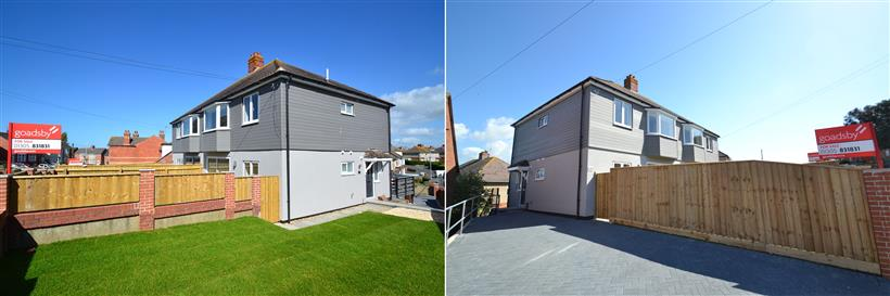 Beautifully Refurbished Three Double Bedroom Semi-Detached Family Homes