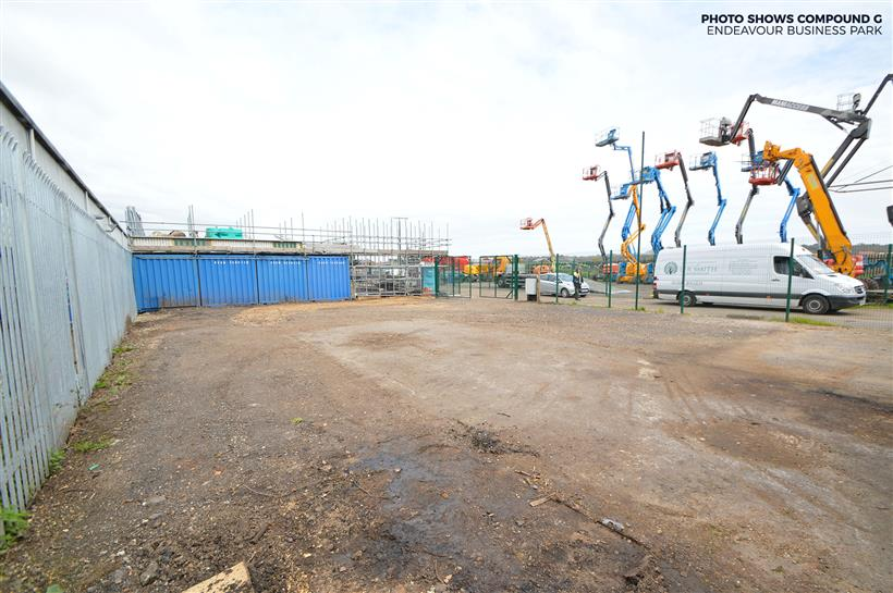 Goadsby Agree Off-Market Letting of Open Storage Compound in Ringwood