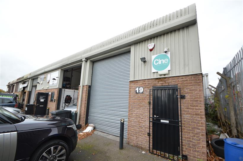 Goadsby Complete Letting of Industrial/Warehouse Premises on Nuffield Industrial Estate