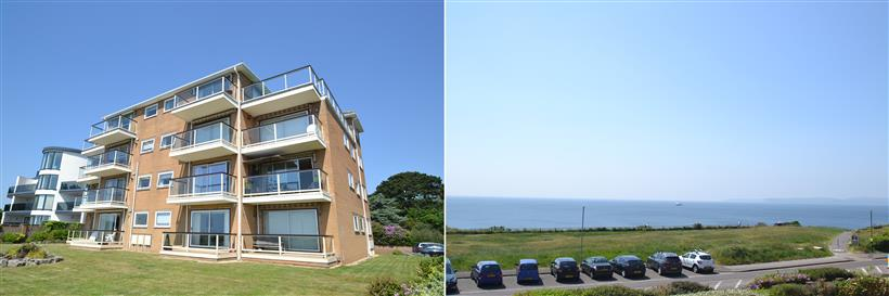 Cliff Top Flat With Stunning Views