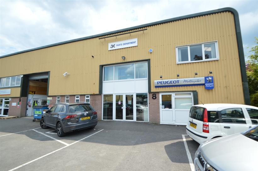 Goadsby Bring Two Storey Business Premises to the Market For Sale