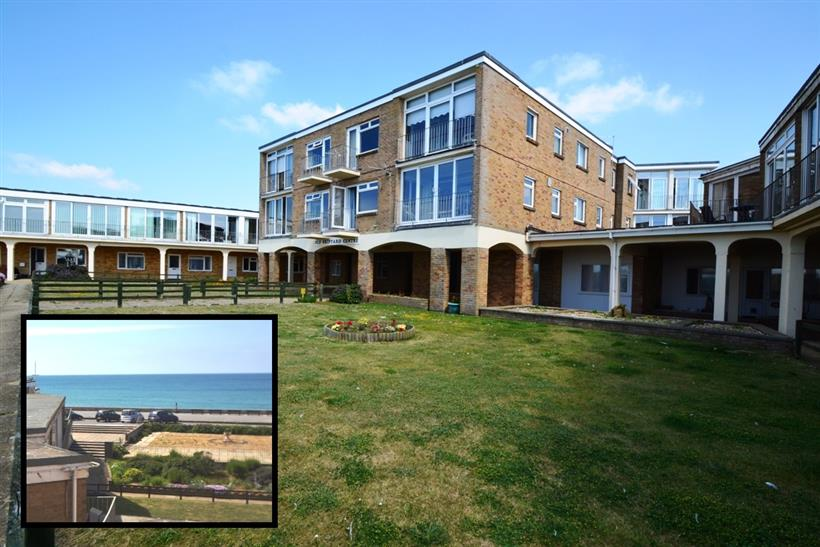 Sea Views In The Heart Of West Bay
