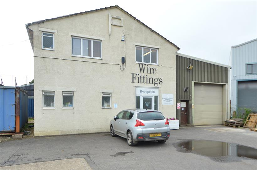 Substantial Industrial Premises For Sale in Swanage