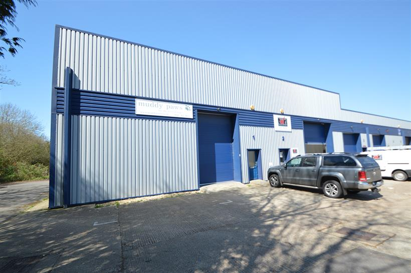 Goadsby Complete Letting of Modern Industrial Premises in Blandford