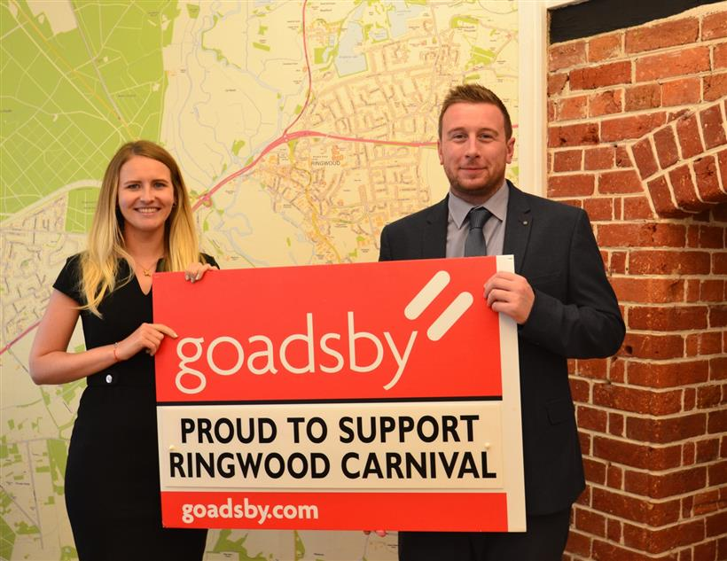 Goadsby are Proud Sponsors of the 2018 Ringwood Carnival