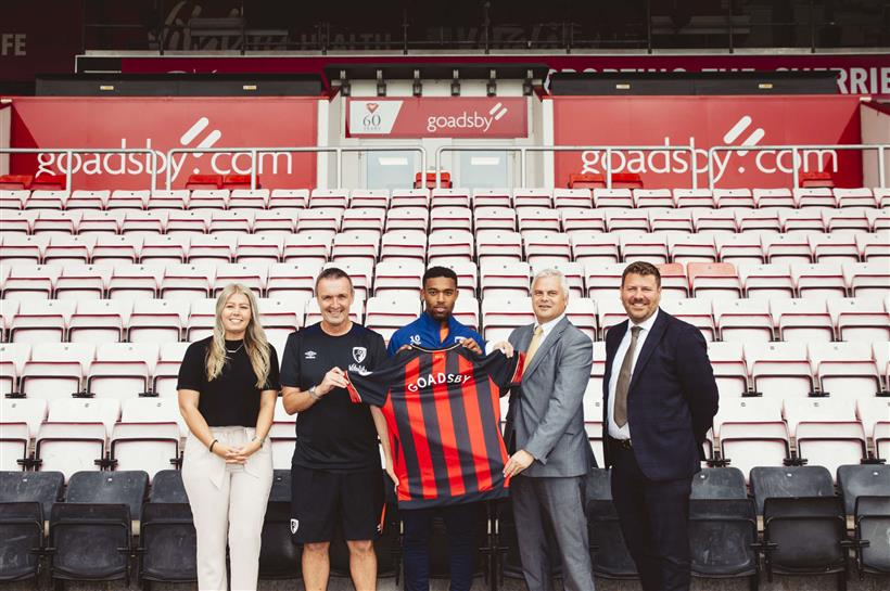 Goadsby Extends Partnership With Club