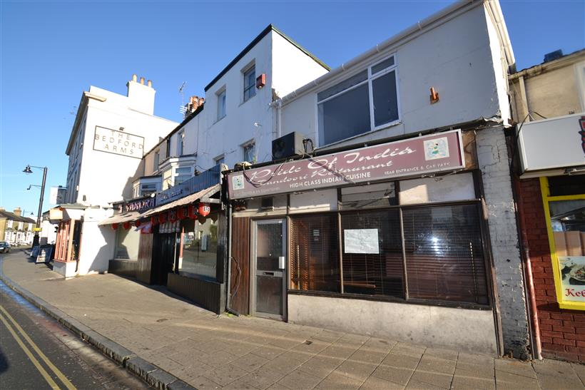 Goadsby Commercial Let Restaurant in Southampton City Centre