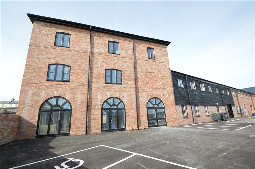 Goadsby Complete Letting Of Brand New Office Accommodation In Poundbury