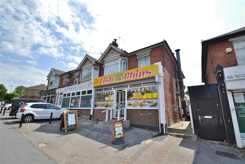 Goadsby Commercial Let Take-Away Unit on First Viewing in Busy Southampton Suburb