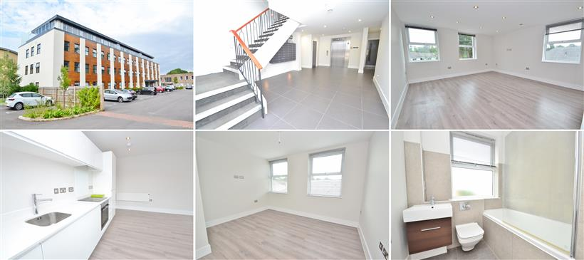 Modern Apartment Available in the Heart of Ferndown Town Centre