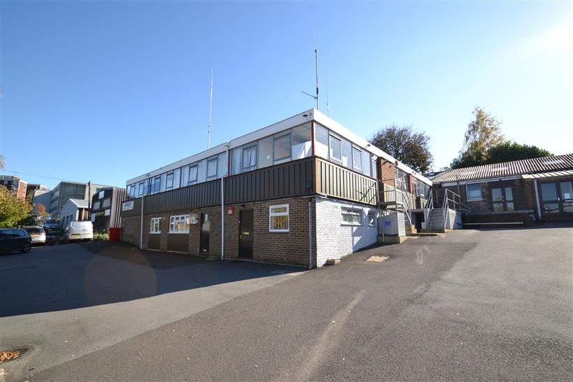 Goadsby Commercial Let Business Units In Popular Winchester Industrial Estate